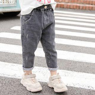 Anemone - Kids Straight-Leg Jeans