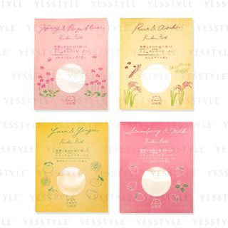 CHARLEY - Ta Wa Wa No Mori Harvest Festival Powder Bath 40g - 4 Types