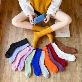 Wolfhara - Plain Socks