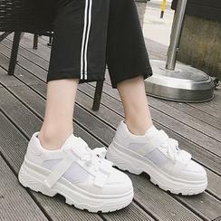 Wello - Platform Sneakers