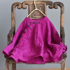 Rumplesilk - 長袖旗袍上衣