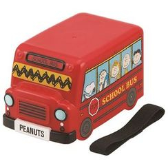 Skater - SNOOPY School Bus Lunch Box