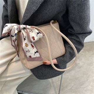 Miloes - Quilted Crossbody Bag