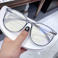 iLANURA - Retro Round Eyeglasses