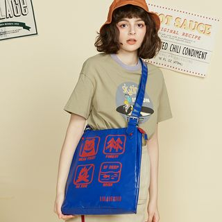 Nibby - Printed Tote Bag