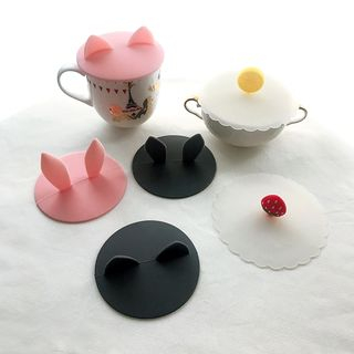 Beaucup - Silicone Drinking Cup Lid (Various Designs)