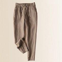 SEPH - Linen Harem Pants
