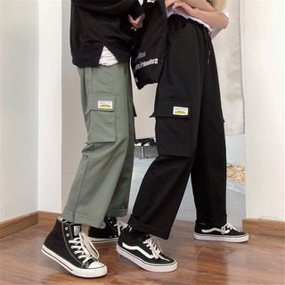 Magma - Straight Fit Cargo Pants