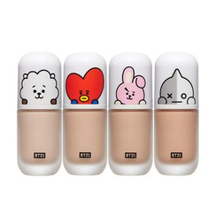 VT - BT21 Tinted Foundation - 4 Colors