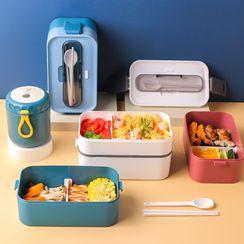 Kawa Simaya - Plastic Lunch Box