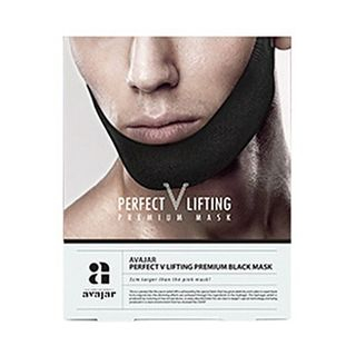 avajar - Perfect V Lifting Premium Black Mask