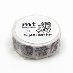 mt - mt Masking Tape : mt × CupOfTherapy