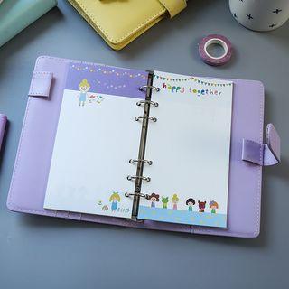 Wonbon - A5 / A6 Loose-Leaf Notebook