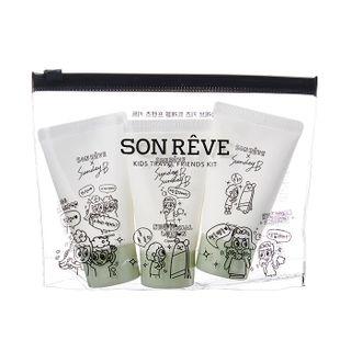 SONREVE - Kids Travel Friends Kit