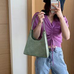 Kunado - Faux Leather Shoulder Bag
