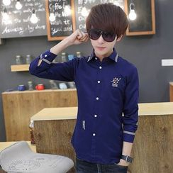 Kunji - Long-Sleeve Shirt