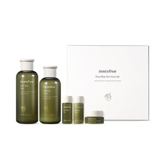 Innisfree Olive Real Skin Care Set Yesstyle