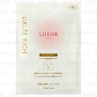 GELEE RICH - Lueur Liftup Mask