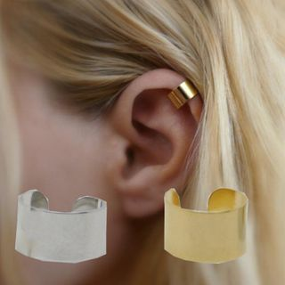 Gemsha - Alloy Cuff Earring