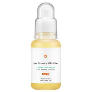 TOSOWOONG - SOS Spot Whitening Vita Clinic Vitamin-C Serum 30ml