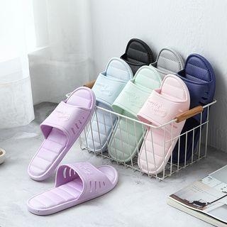 Homy Bazaar - 塑膠浴室拖鞋