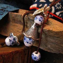 Townlet - 陶瓷飾珠項圈 (多款設計)