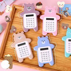 Hekki - Bear Electronic Calculator