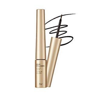 THE FACE SHOP - fmgt Gold Collagen Liquid Liner