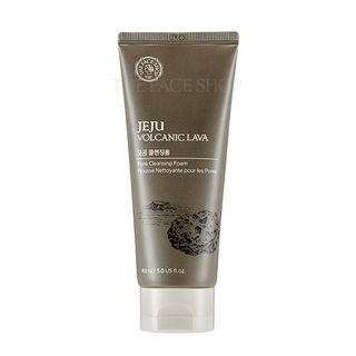 THE FACE SHOP - Jeju Volcanic Lava Pore Cleansing Foam 150ml