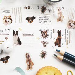 Milena - Animal PET Masking Tape