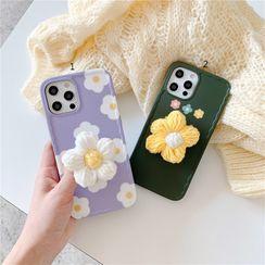 Phone in the Shell - Printed Case - iPhone 12 / 12 Mini / 12 Pro / 12 Pro Max / 11 / 11 Pro / 11 Pro Max / XS MAX / XR / XS / X / 8 Plus / 8 / 7 Plus / 7