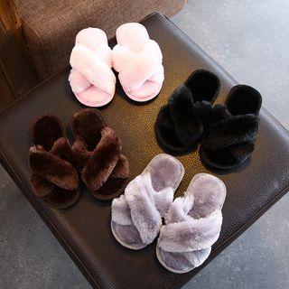Doradas - Kids Fleece Slippers