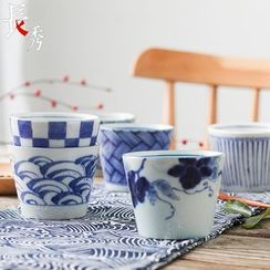 Choyce - 印花陶瓷杯 (多款設計)