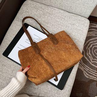 Bagtrix - Corduroy Tote Bag