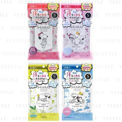 Kose - S Carat Snoopy Deodorant Powder Sheet 12 pcs - 3 Types