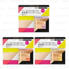 Kanebo 佳麗保 - Coffret D'or Neo Coat Foundation Limited Set A - 3 Types