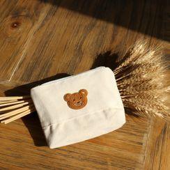 Comedear(カムディア) - Teddy Bear Coin Purse