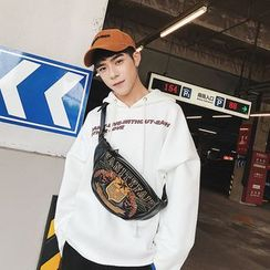 ETONWEAG - Embroidered Fanny Pack
