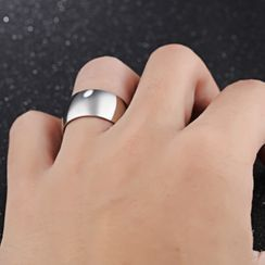 Tenri - Polished Stainless Steel Ring