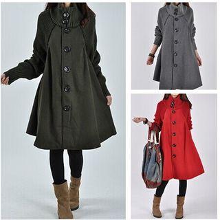SEPH - Single-Breasted Coat Dress