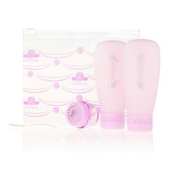 LUCKY TRENDY - Travel Container Set