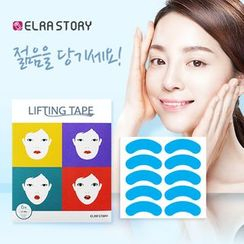 ELRA STORY - Facial Lifting Tape (Curved Shape)