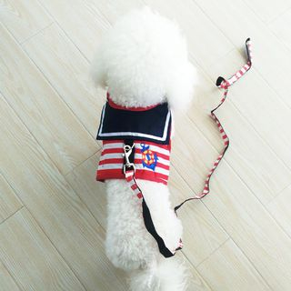IKR - Pet Harness with Leash (various designs)