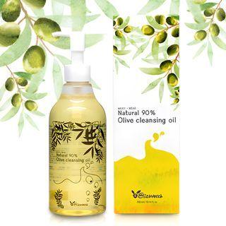 Elizavecca - Natural 90% Olive Cleansing Oil 300ml