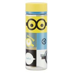 Skater - Minions Face Drinking Bottle 400ml