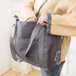 Evorest Bags - Floral Print Tote Bag
