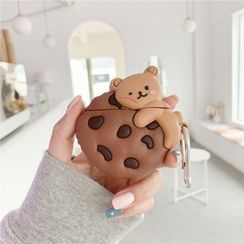 Make Workshop - Bear Cookie AirPods / Pro Earphone Case Cover