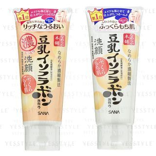 SANA - Soy Milk Moisture Face Wash 150g - 2 Types