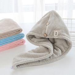 Elancee - 速乾乾髪毛巾