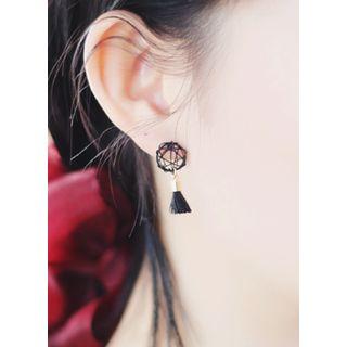 kitsch island - Tassel Drop Earrings